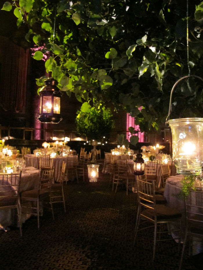 Wedding in the park at Cipriani 42nd street New York