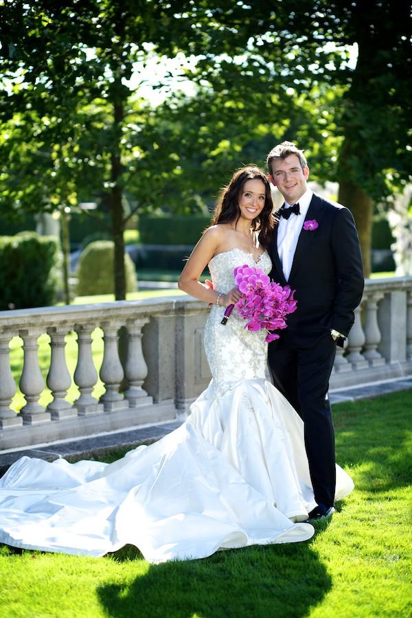 Wedding at Oheka Castle