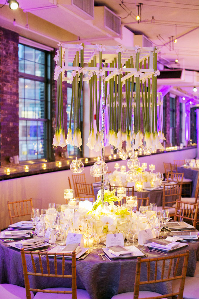 Beautiful Modern Wedding Design