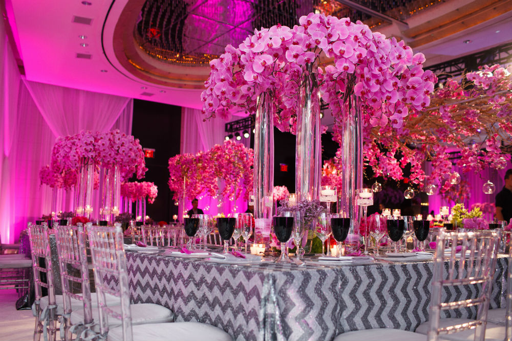 Most beautiful floral design in NY