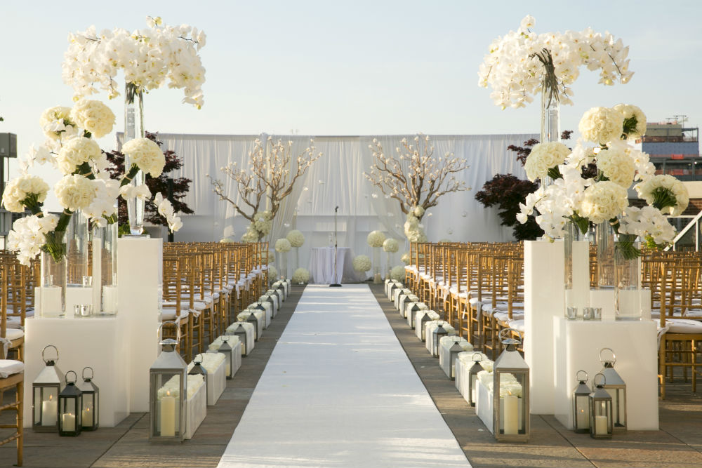 The most beautiful ceremony design