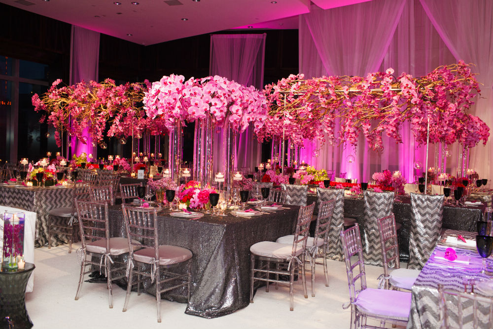 Wedding decor design by Tantawan Bloom