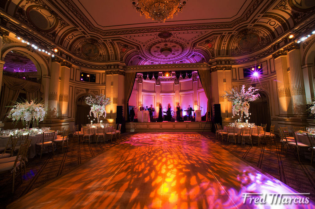 Wedding at the Plaza Hotel New York