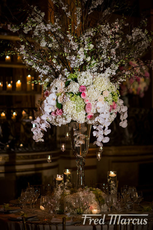 The wedding floral design NY