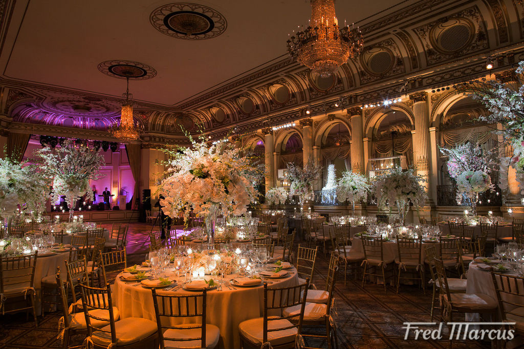 Wedding at the Plaza Hotel