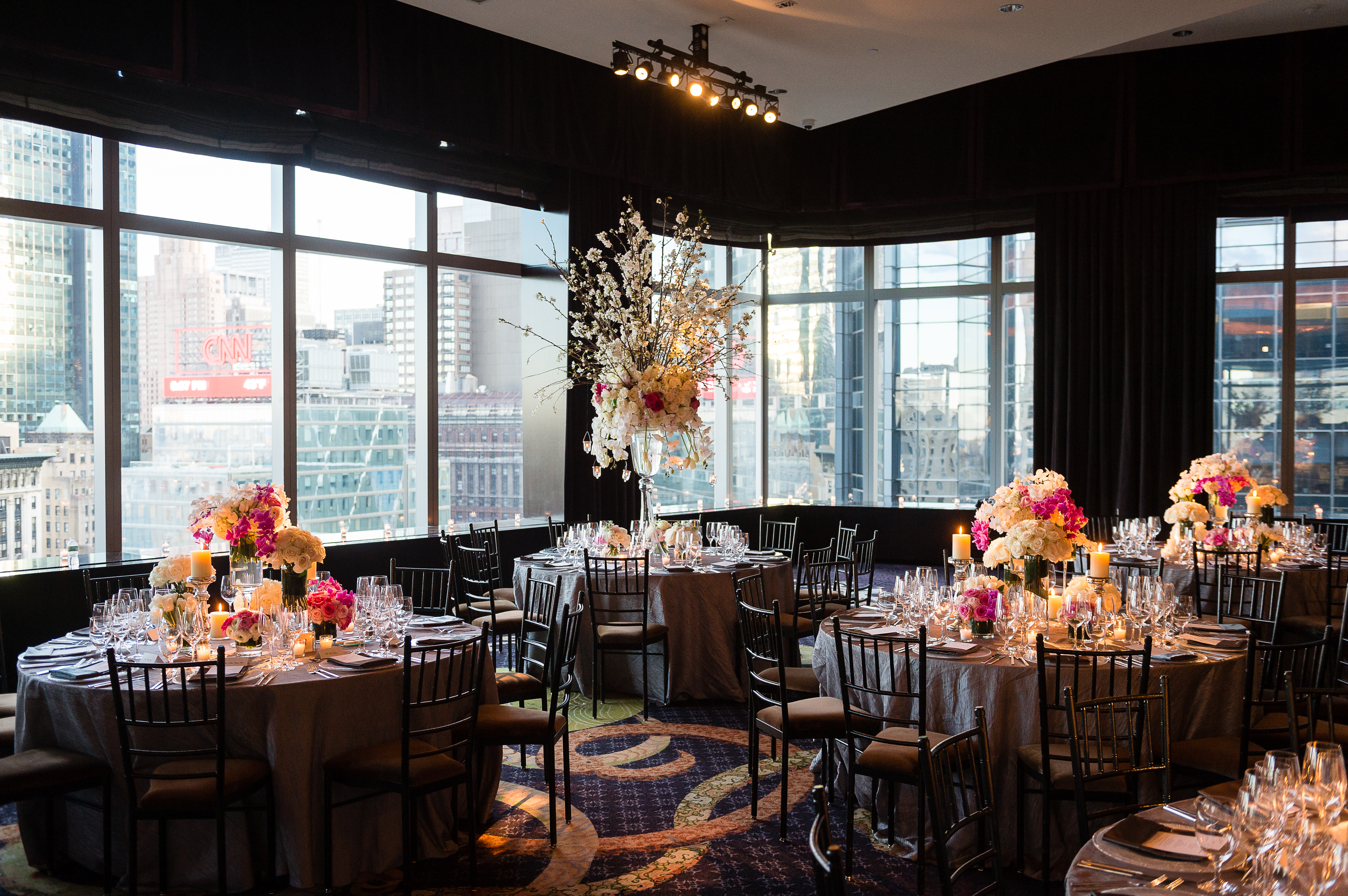 Wedding at Mandarin Oriental NY