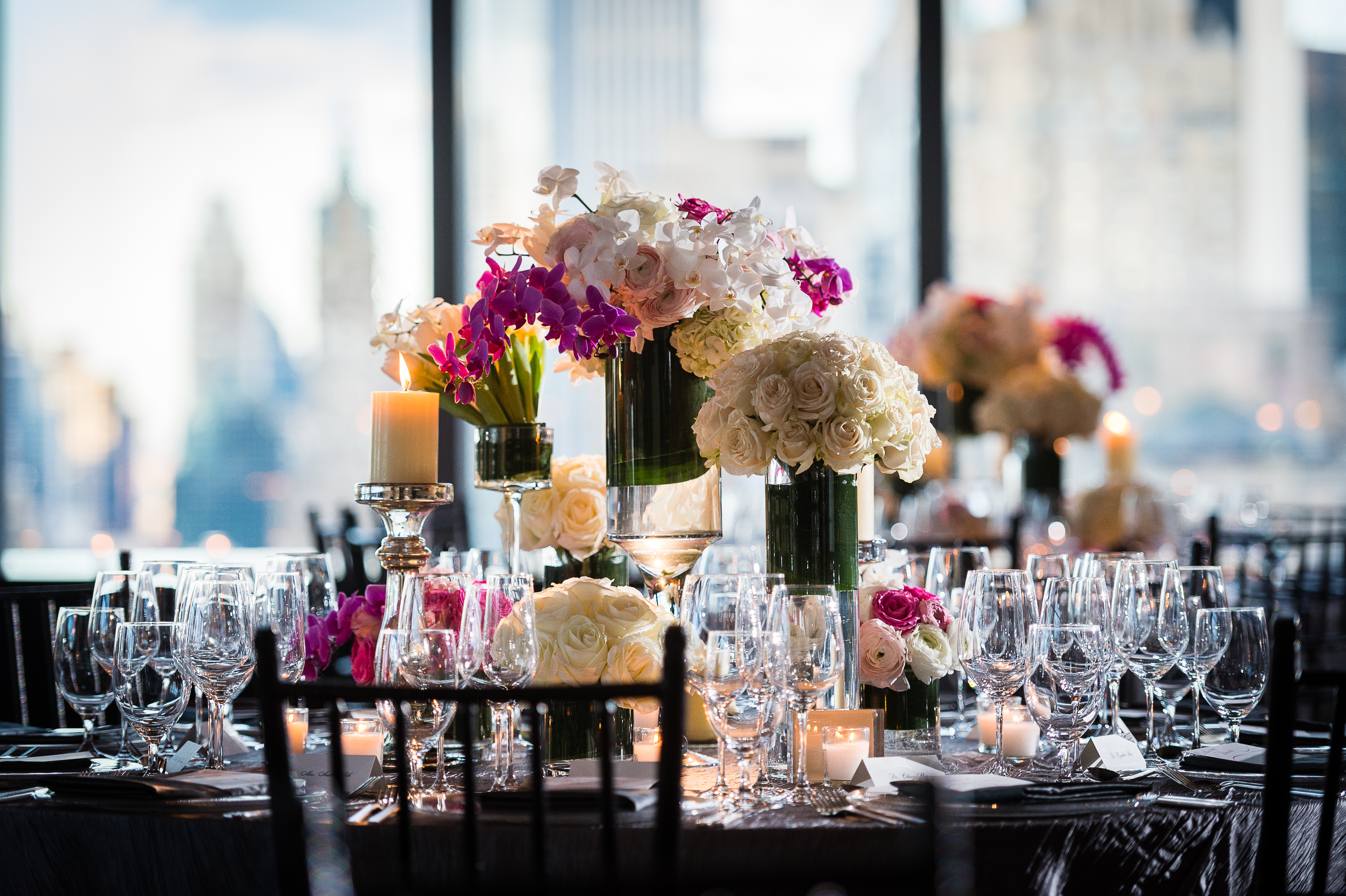 Wedding in Mandarin Oriental Hotel NY