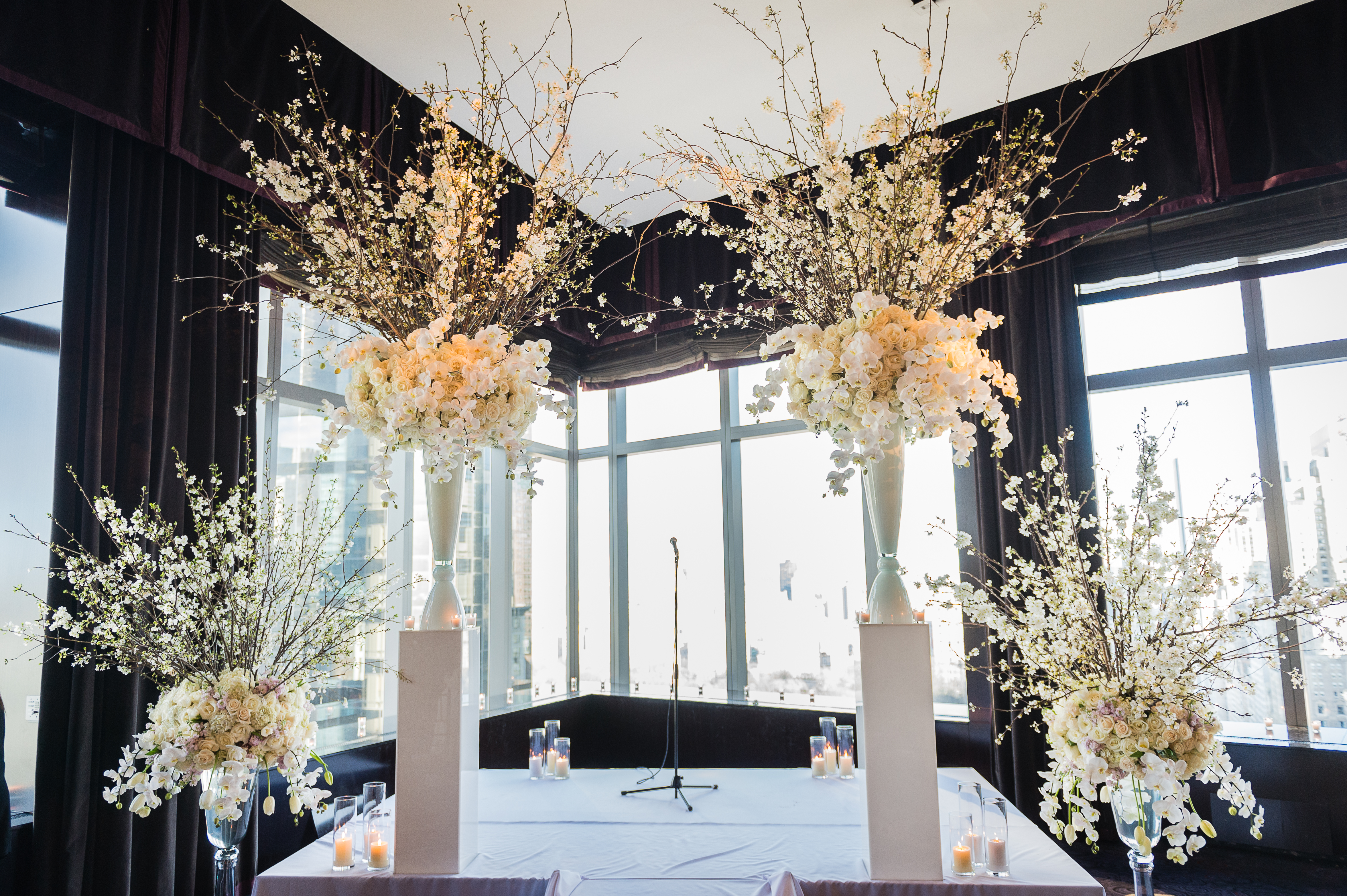 The best wedding ceremony in New York