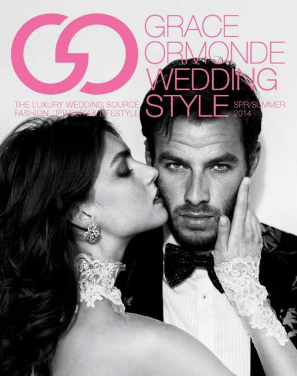 Grace Ormonde Wedding Style Magazine Cover