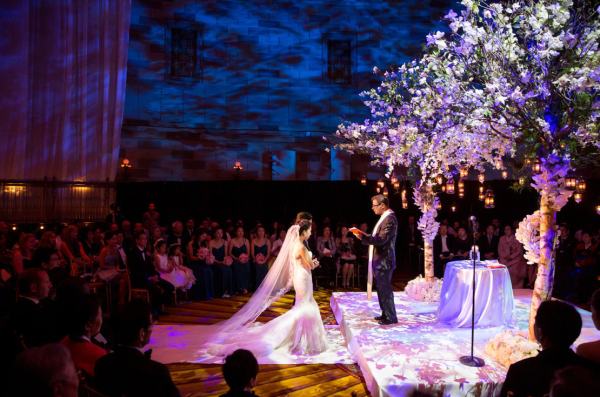 Wedding at Gotham Hall NY