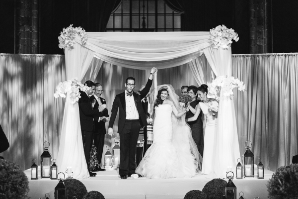 The most beautiful chuppah design