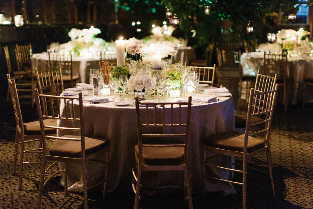 Wedding floral design in New York