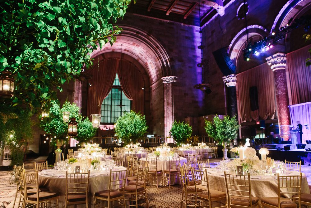 Wedding at Cipriani 42nd Street NY