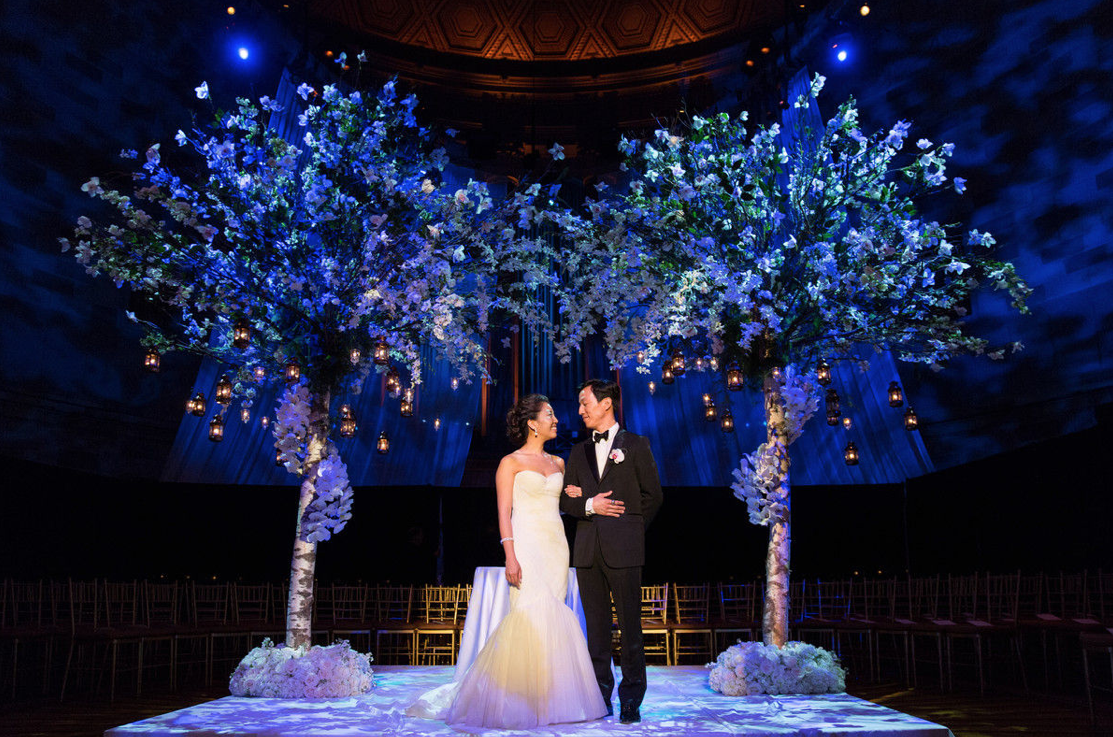 Wedding Ceremony in Gotham Hall New YOrk