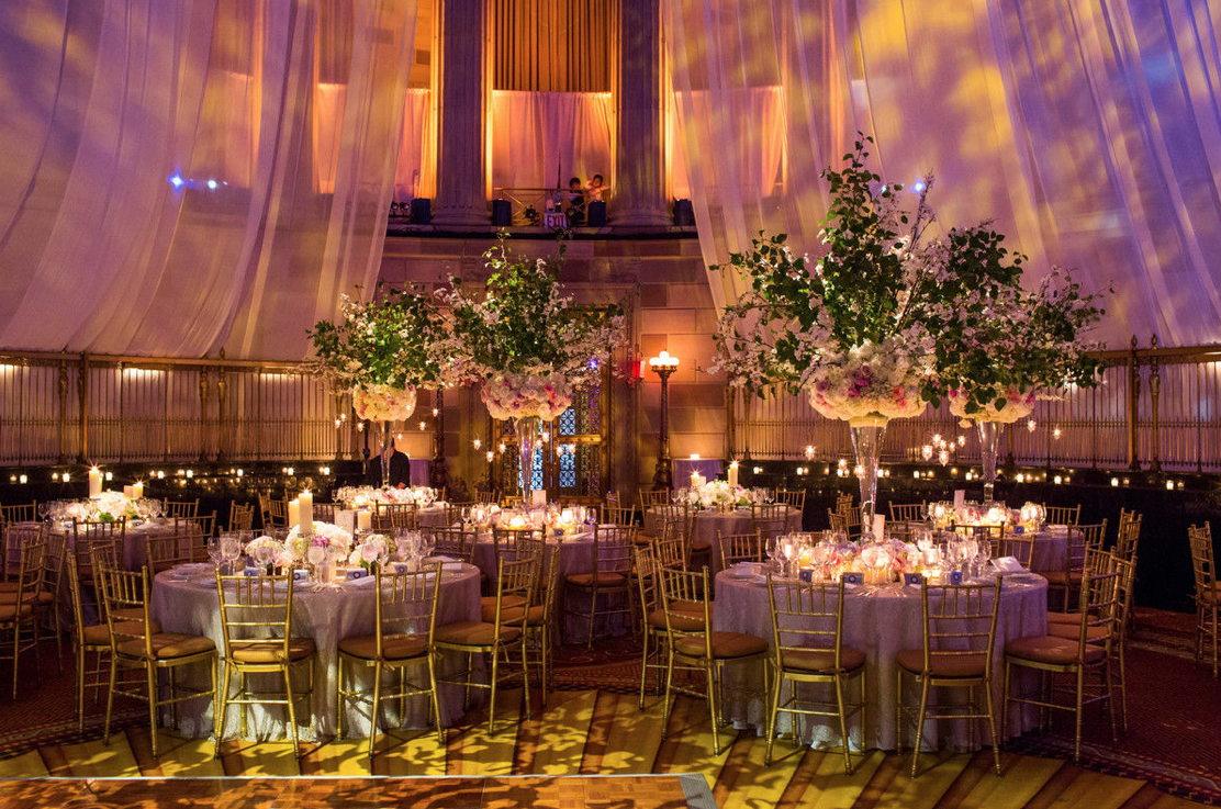 Wedding Design by Tantawan Bloom New York