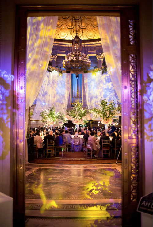 Wedding at Gotham Hall New York City