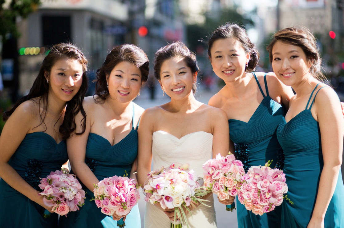 Wedding in NYC by Tantawan Bloom