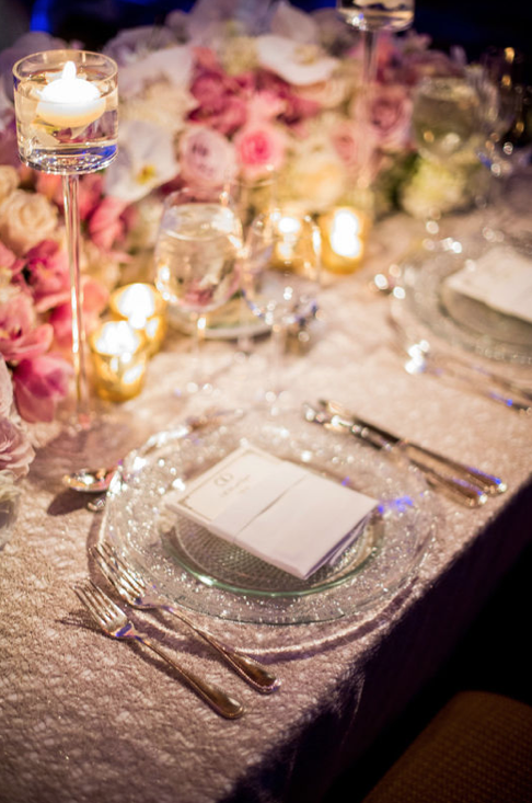 Wedding Table Top Design