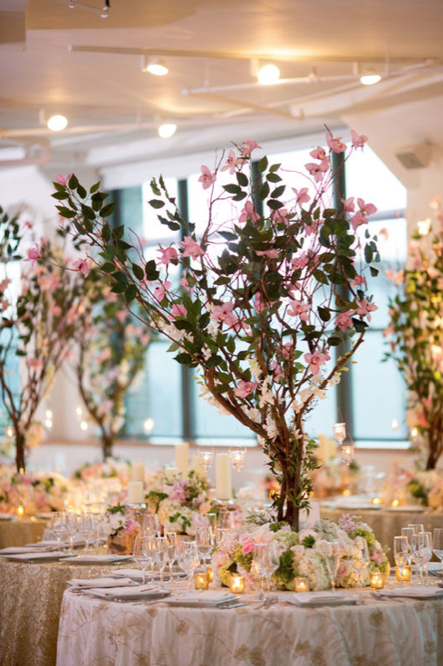 The best wedding floral design in NY