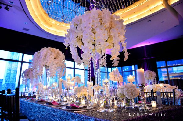 Wedding floral design in New York City by Tantawan Bloom
