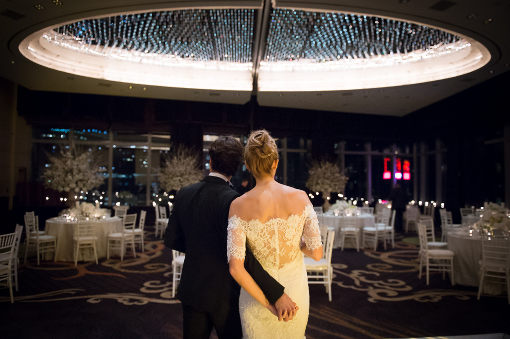 Wedding in Mandarin Oriental NY