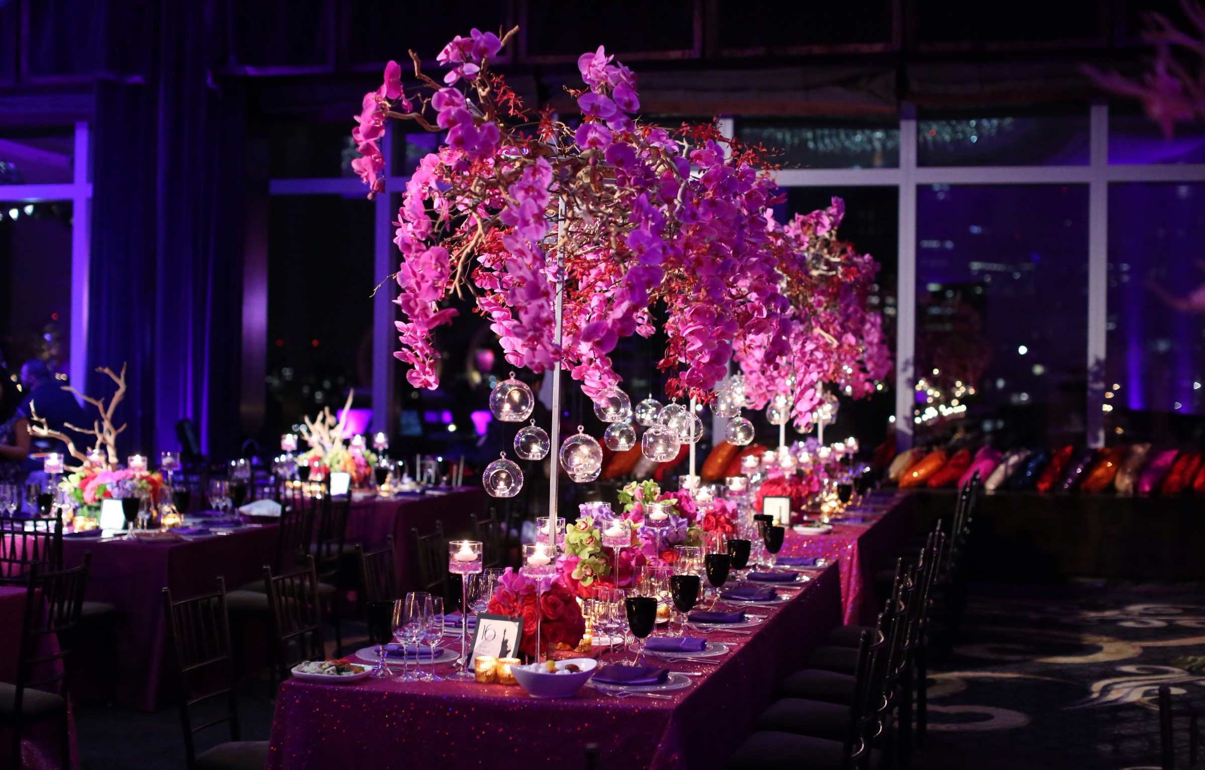 Event wedding decor by Tantawan Bloom
