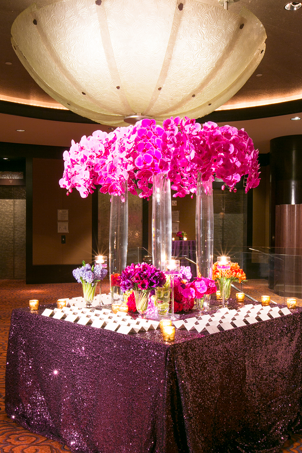 The most beautiful escort card design in NY