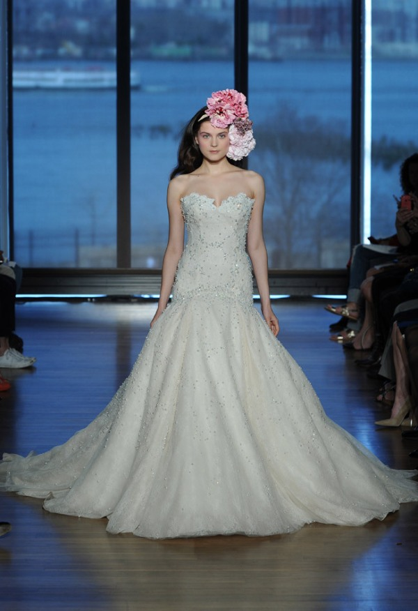 Ines Di Santos Wedding Dress