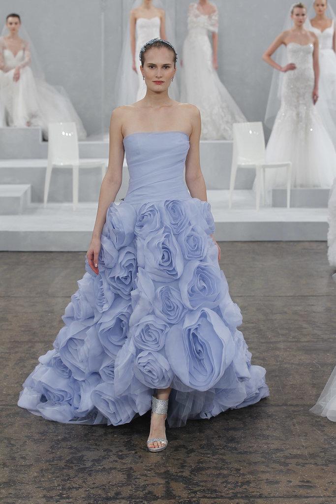 Monique Lhuiller Bridal Show NY