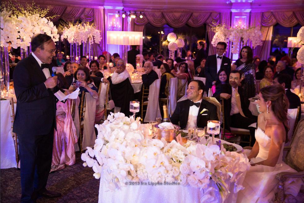 Wedding at Oheka Castle NY