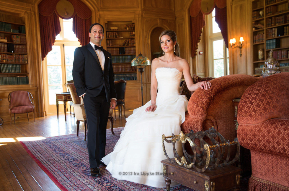 Getting married at Oheka Castle NY