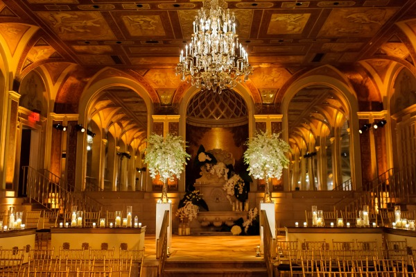 The most beautiful wedding ceremony design in NY