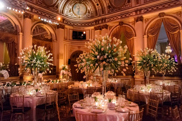 The best wedding florist in New York City