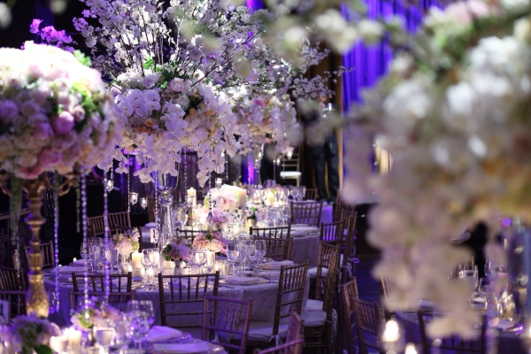 The best wedding florist in NY