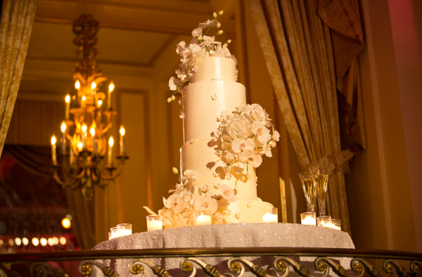 Beautiful Wedding Cake Design