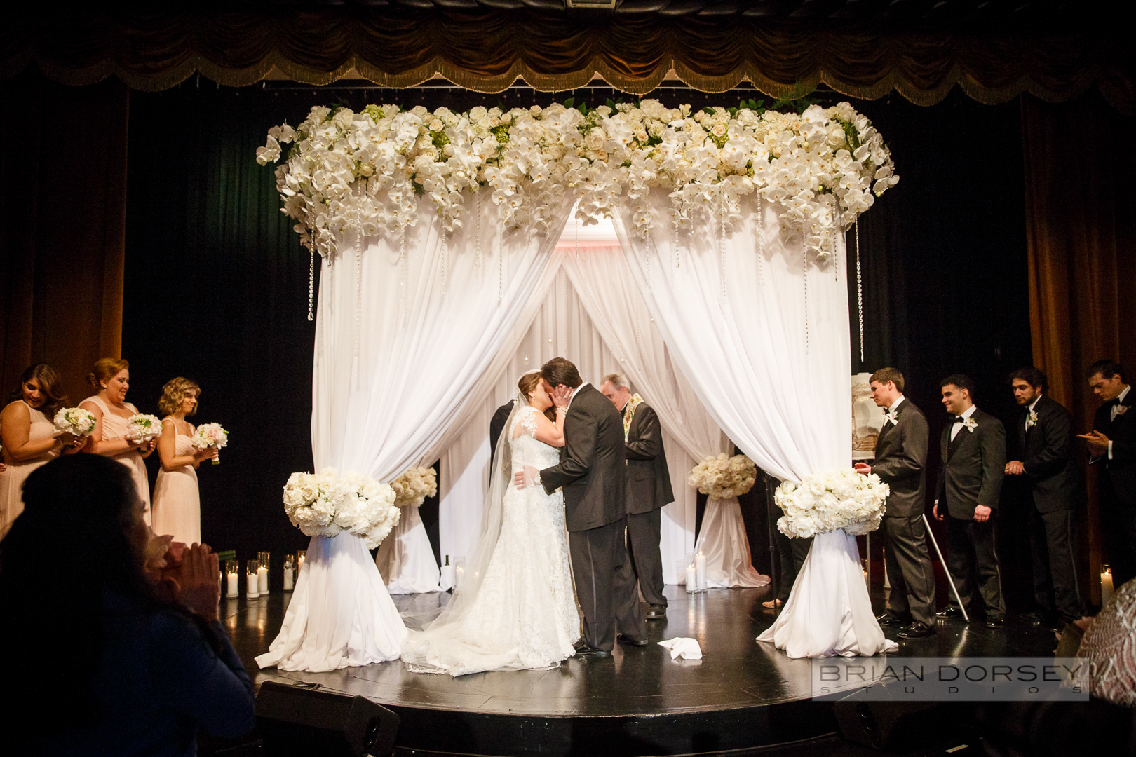 Wedding at Edison Ballroom NY