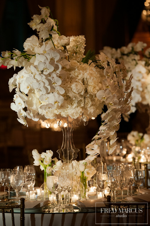 The best wedding floral design