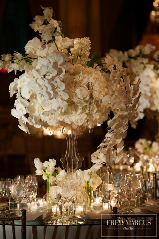 The best wedding floral design