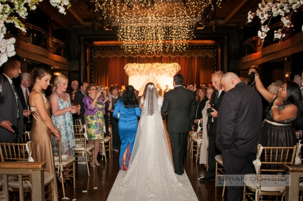 Wedding at the Edison Ballroom NY