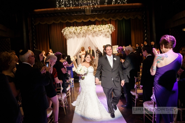 Wedding at Edison Ballroom