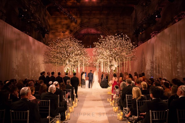 The wedding florist in New York City: Tantawan Bloom