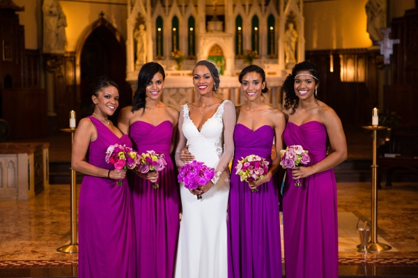 Beautiful-bridal-party