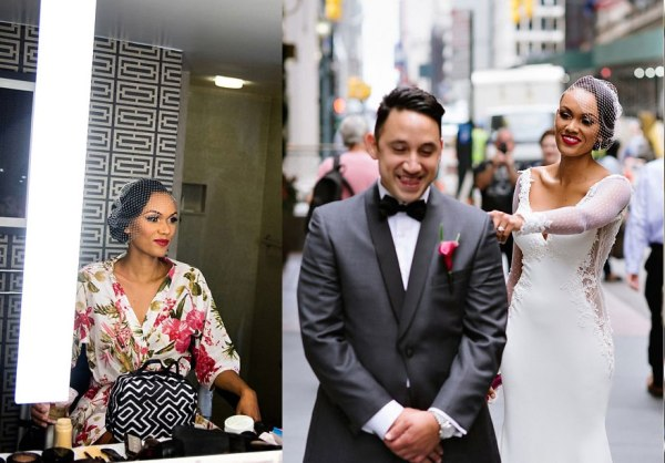 Wedding in New York City