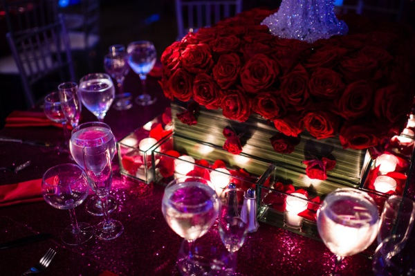 Red-Color-Wedding-Design