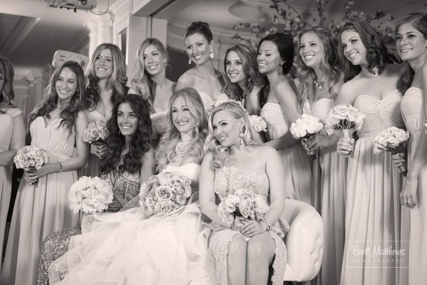 Beautiful-bridal-party in NY